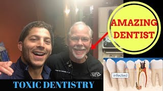 Download ARE ROOT CANALS & CAVITATIONS KILLING YOU? w/ Dr. Stuart Nunnally Video