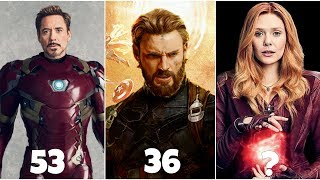 Download Avengers Infinity War From Oldest to Youngest Video