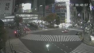 Download 【LIVE CAMERA】渋谷スクランブル交差点 ライブ映像 Shibuya scramble crossing Video