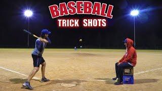 Download Baseball Trick Shots | SweetSpotSquad Video