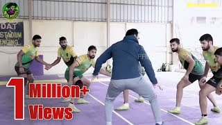 Download Patna Pirates Training Session for Next Match | Running, Raiding, Defending, Stretching Video