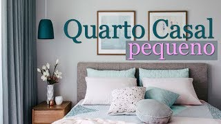 Download Como Decorar Quarto Casal Pequeno | Por Maryane Nunes Video