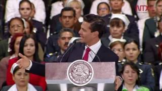 Download Enrique Peña Nieto lanza convocatoria a la unidad nacional Video