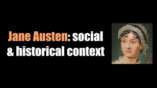 Download Jane Austen: social and historical context Video