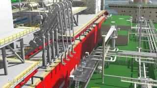 Download DSME LNG FPSO Video