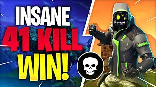 Download INSANELY CLOSE 41 KILL WIN! (Fortnite Battle Royale) Video