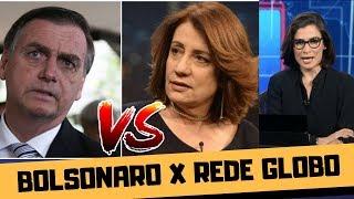 Download GLOBO REPUDIA BOLSONARO, MAS INSISTE NO ANTIPETISMO Video