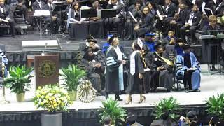 Download Alabama State University (2017) Fall Commencement Exercises At The Dunn Oliver Acadome Video