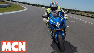 Download 2017 Suzuki GSX-R1000R | First Ride | Motorcyclenews Video