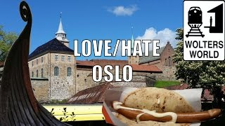 Download Visit Oslo - 5 Things You Will Love & Hate about Oslo, Norway Video