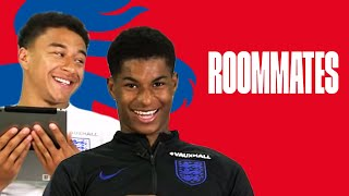 Download Rashford's Worst Habit and Lingard's Sporting Hero | Lingard and Rashford | Roommates Video