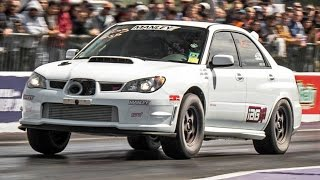 Download V8 BAIT - 1000HP Subaru Shoots for 8's! Video