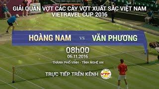Download HOÀNG NAM VS VĂN PHƯƠNG - CÁC CÂY VỢT XUẤT SẮC 2016 | FULL Video