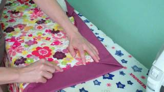 Download Kate's BIG Binding Quilt Video