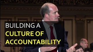 Download Building a Culture of Accountability in your Organisation Video