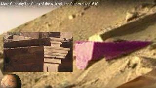Download Mars Curiosity,The Ruins of the sol 610,,Les Ruines du sol 610 Video