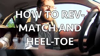 Download HOW TO DOWNSHIFT: Rev-matching and Heel-toe in an e46 BMW Video