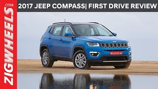 Download 2017 Jeep Compass | Diesel 6MT 4X4 | First Drive Review | ZigWheels Video