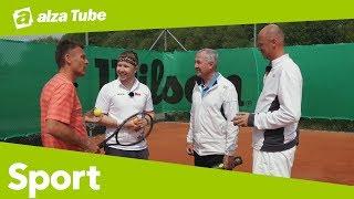Download Petr Pála radí, jak vybrat tenisovou raketu | Sport #12 - Alza Tube Video