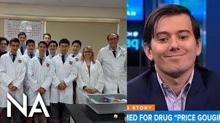 Download Teen Scientists School Martin Shkreli TWICE Video