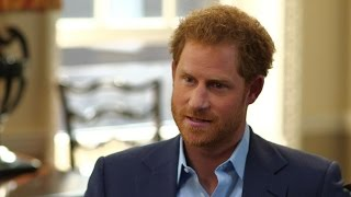 Download Prince Harry Opens Up on Princess Diana, Having Kids & What Drives Him in Candid New Interview Video