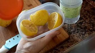 Download لن ترمي بقايا الليمون الحامض بعد مشاهدة هذا الفيديو👌👌😊😊تدبيرة رااااائعة لكل السيدات😍😍 Video