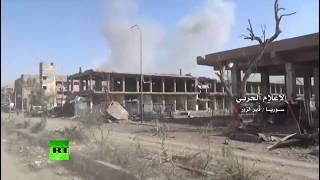 Download Devastated by ISIS: Recaptured Deir ez-Zor lies in runs Video