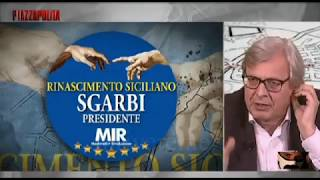 Download Vittorio Sgarbi Un Fiume In Piena VS Fiano e Vauro 21/09/2017 Video