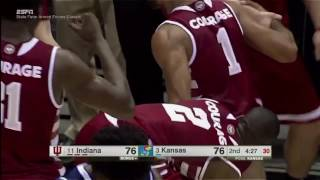 Download Highlights: Indiana 103, Kansas 99 Video