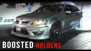 Download BOOSTED LS Holdens @ Calder drags Video