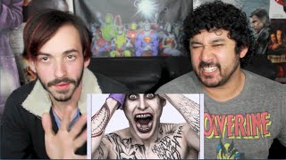 Download Jared Leto's Joker Officially Revealed REACTION & DISCUSSION!!! Video