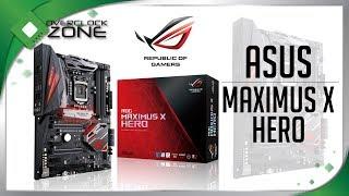 Download รีวิว ASUS ROG MAXIMUS X HERO : Z370 Motherboard Video