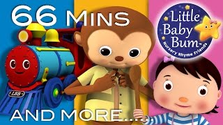 Download Nursery Rhymes Compilation | Our Most Popular Videos! | 66 Mins from LittleBabyBum! Video