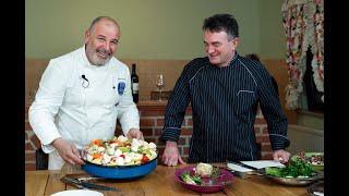 Download CHEFOVI HRVOJE ZIROJEVIĆ I BRACO SANJIN: Dalmatinska peka na njihov način Video