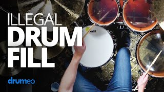 Download This Drum Fill Should Be Illegal - Jared Falk Video