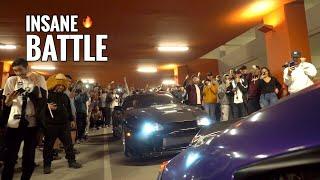 Download 420HP BRZ VS 1000HP SUPRA [TOKYO DRIFT MEET] Video