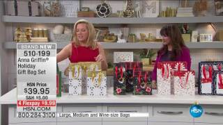 Download HSN | HSN Today: Anna Griffin Elegant Paper Crafting 11.21.2016 - 07 AM Video