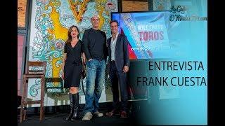 Download TOROS - FRANK CUESTA - WILD FRANK : NOS CUENTA LOS SECRETOS DE SU ESPECIAL MÁS ESPERADO Video