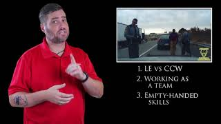 Download Brave Troopers Survive on Route 33 | Active Self Protection Video