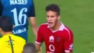 Download طرد رمضان صبحي و حسام غالي جميع الاشتباكات من مباراة الاهلي وانبي الدوبه Video