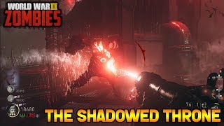 Download WW2 ZOMBIES - FULL SHADOWED THRONE EASTER EGG GUIDE WALKTHROUGH!! (Call of Duty WW2 Zombies) Video