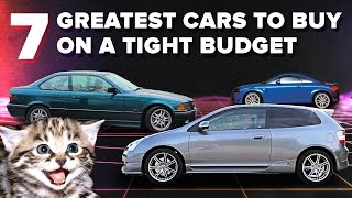 Download The 7 Greatest Cars You Can Buy On A Seriously Tight Budget Video