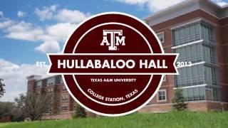 Download Texas A&M University - Hullabaloo Hall Dorm Tour Video