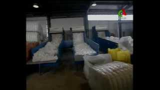 Download Recyclage et fabrication de la fibre de polystyrène,Algerie. Video