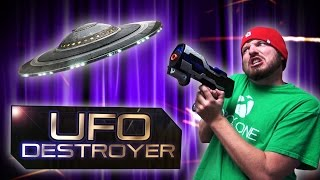 Download LAUNCH - UFO Destroyer | Toy Chest Video