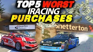 Download Why did i buy this?? Top 5 Worst iRacing Purchases Video