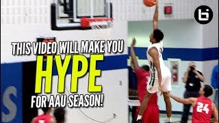 Download THIS VIDEO WILL GET YOU HYPE FOR AAU! Basketball Motivation Top Plays! Video