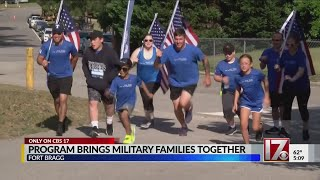 Download Program brings military families together Video