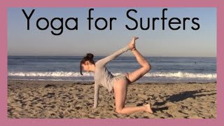 Download Yoga for Surfers - 30 min Yoga Flow Video
