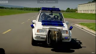 Download Police Car Challenge (Part 1) | Top Gear Video